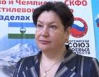Интервью Касьяновой С.Т. на чемпионате СКФО по всестилевому каратэ, Нальчик